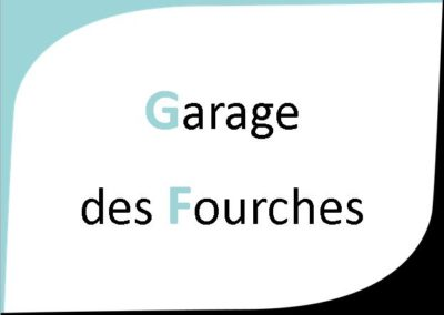 Garage des Fourches